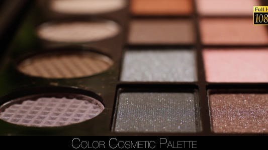 Thumbnail for Color Cosmetic Palette 4