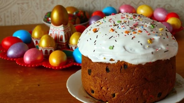 Thumbnail for Easter Cake
