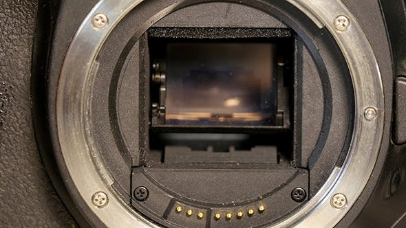 Thumbnail for Dslr Camera Mirror
