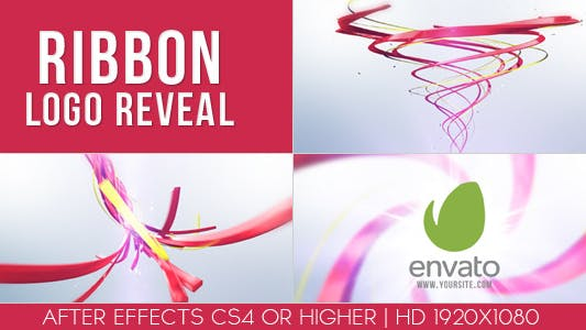 Thumbnail for Ribbon Logo Reveal