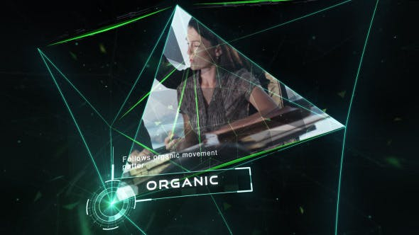 Thumbnail for Organic Entry