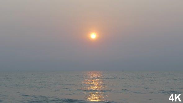 Thumbnail for Sunrise Over The Sea