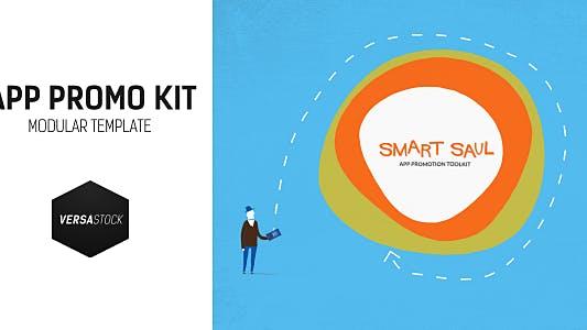 Thumbnail for Smart Saul App Promo Kit