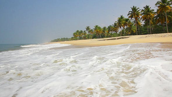 Thumbnail for Beautiful Beach Landscape In India