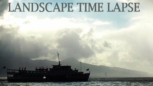 Thumbnail for Landscape View Time Lapse