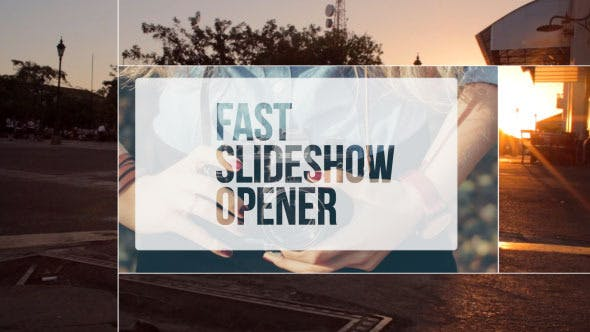 Thumbnail for Fast Slideshow Opener