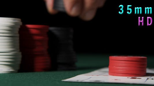 Thumbnail for Betting With Poker Chips 05