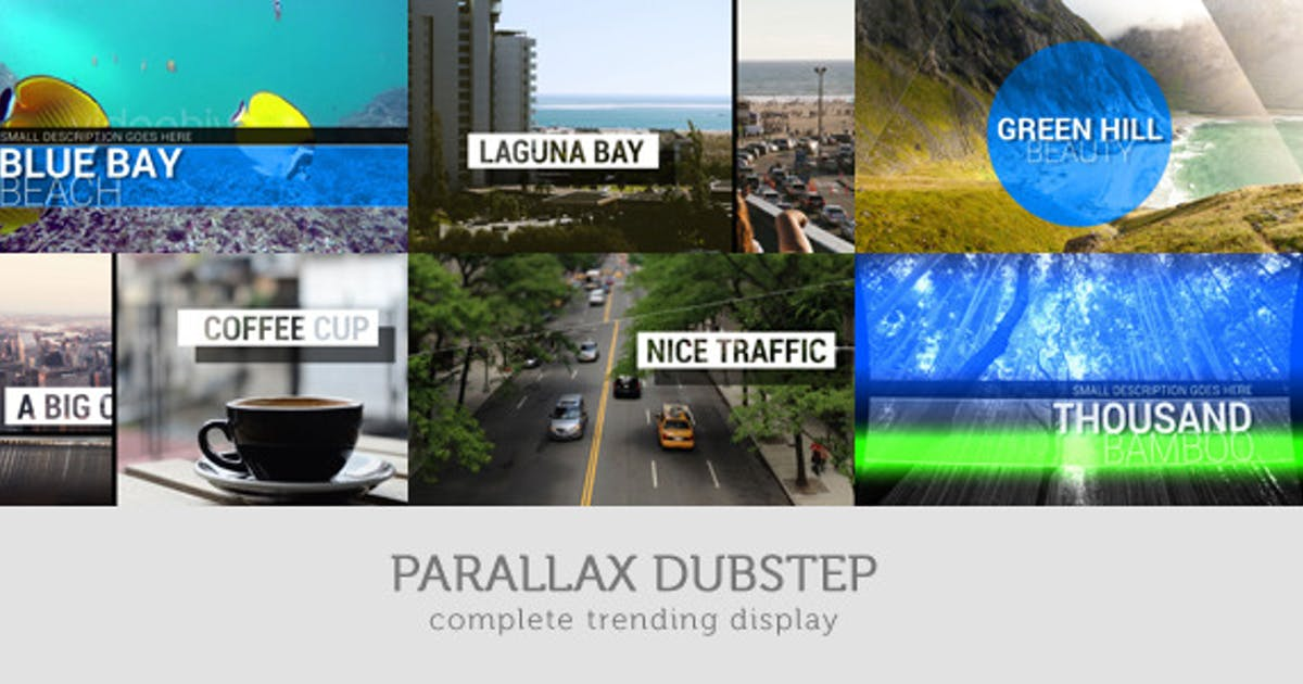 Parallax Dubstep
