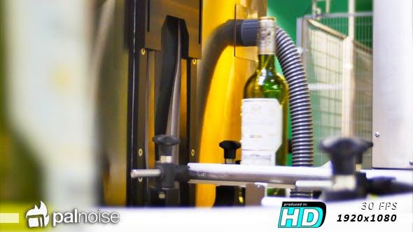 Thumbnail for Glass Bottles Line Industry