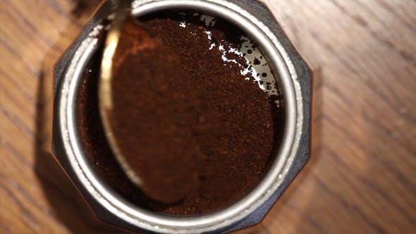 Thumbnail for Coffee Preparing Procedure
