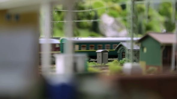 Toy Hobby Railroad