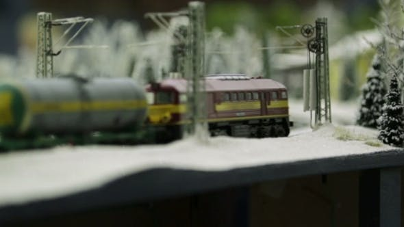 Thumbnail for View Of Toy Hobby Railroad