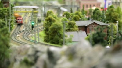 Toy Hobby Railroad