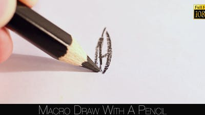 Draw With A Pencil