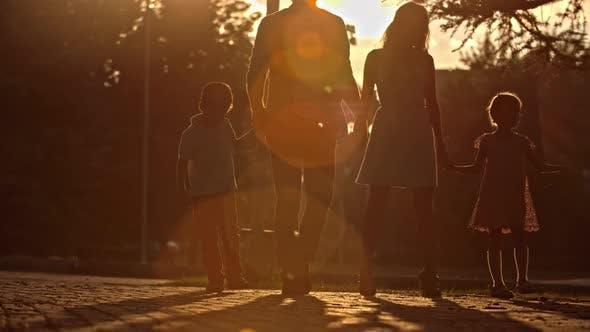 Thumbnail for Sunset Family Walk