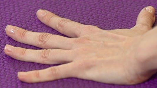 Thumbnail for Yoga Mat Texture