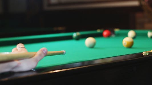 Thumbnail for Good Blow in Billiards