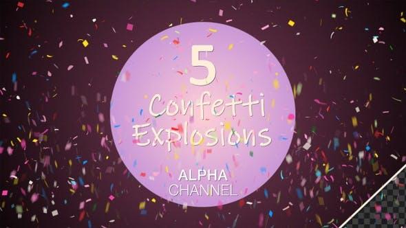 Thumbnail for Confetti Burst