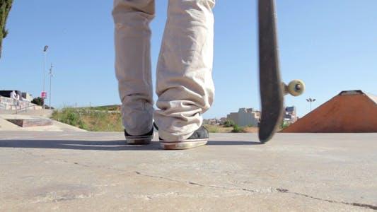 Thumbnail for Skateboard Riding