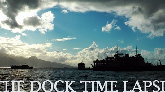 Thumbnail for The Dock View Time Lapse
