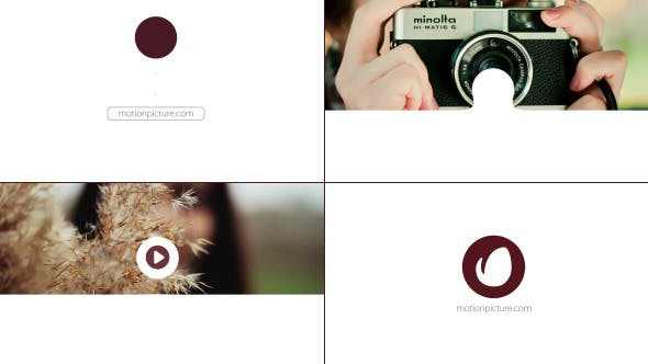 Thumbnail for Website Photo Logo Reveal
