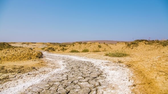 Thumbnail for Barren Landscape In Crimea