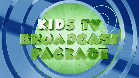 Thumbnail for Kids TV Broadcast Package