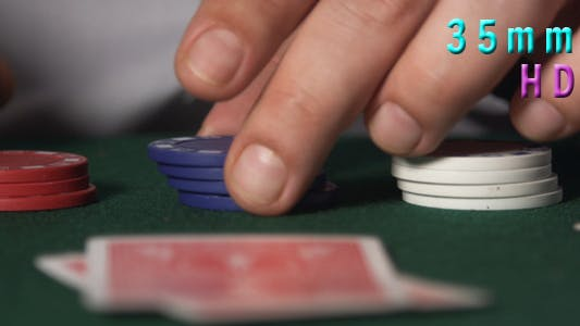 Thumbnail for Poker Chips On A Game Table 31