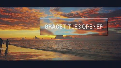 Grace // Titles Opener