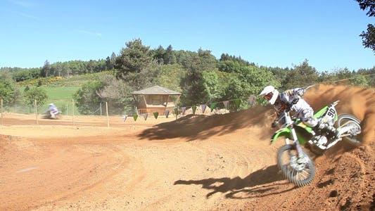 Thumbnail for Motocross Sliding