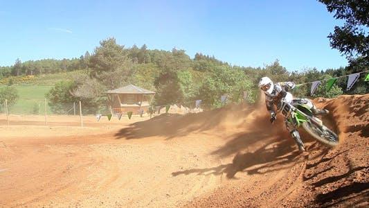Thumbnail for Motocross Flat Corner