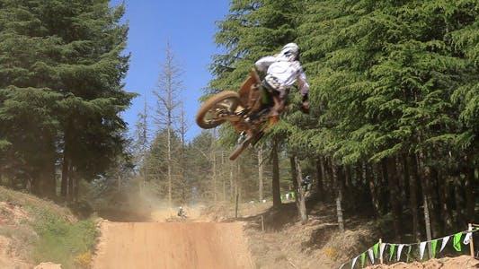 Motocross Race Track