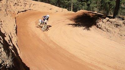 Dirt Bike Race