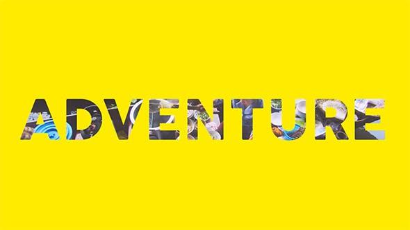 Thumbnail for Adventure Slideshow