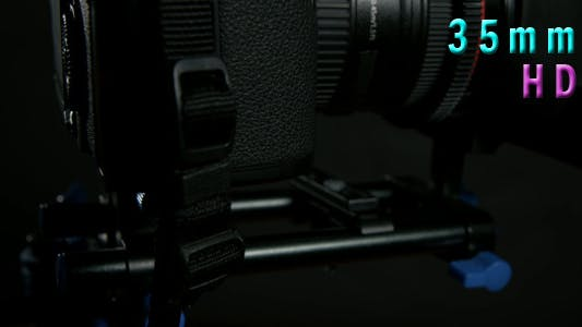 Thumbnail for Camera Rig With Lens 09