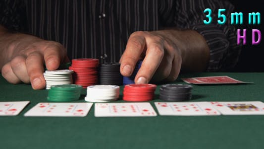 Thumbnail for In A Poker Game Man Raises Bet 35