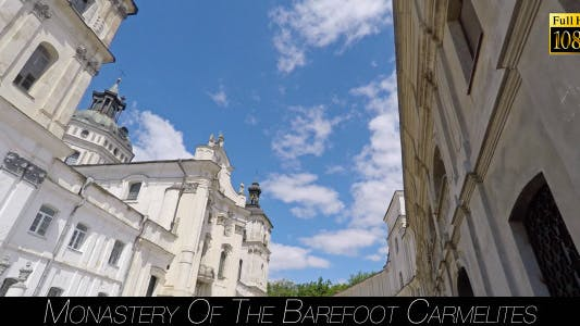 Cover Image for Monastery Of The Barefoot Carmelites 4