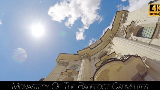 Cover Image for Monastery Of The Barefoot Carmelites 5