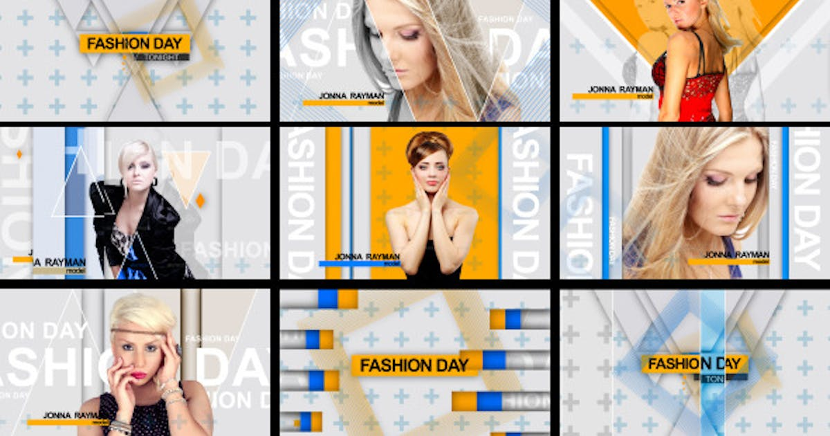 Download Fashion Day by CG-COVER