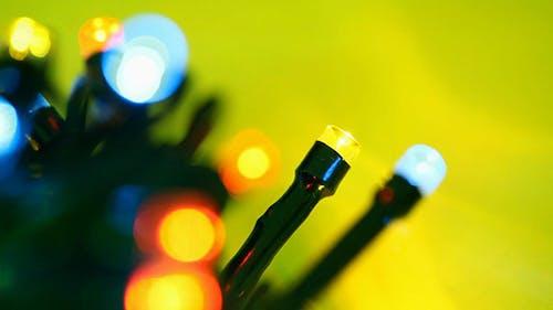 LED Bulbs Blinking 494