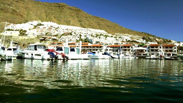 Thumbnail for Yachts And Boats In Port Or Harbor
