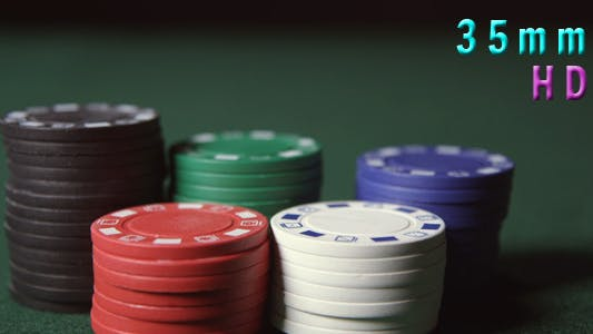 Thumbnail for Pushing Poker Chips Toward Camera 42