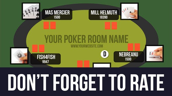 Thumbnail for Online Poker Room Presentation