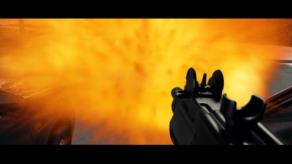 Thumbnail for Machine Gun Pre-keyed