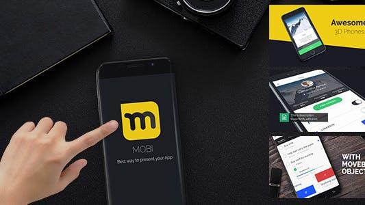 Mobi - App Presentation ToolKit