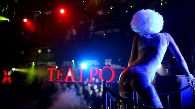 Dance In Nightclub