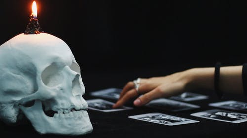 Witchcraft and Tarot Cards