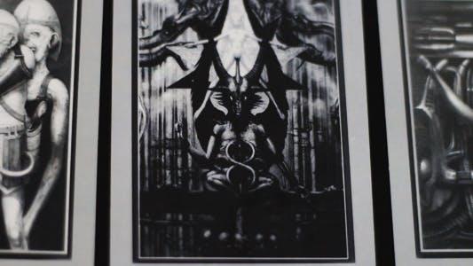 Thumbnail for Tarot Devil