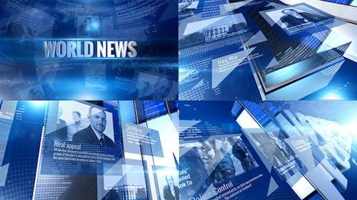 Ouvreur des nouvelles du monde
