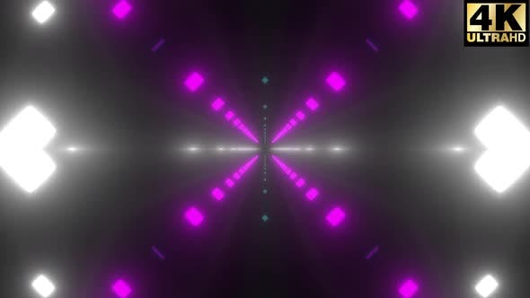 Thumbnail for 5 Neon Light Flashing Vj Loop Pack